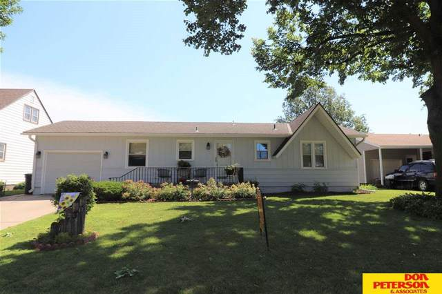 1730 Mayfair, Fremont, NE 68025 (MLS #22019755) :: Dodge County Realty Group