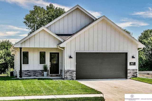 447 N Allen Street, Bennington, NE 68007 (MLS #22021418) :: The Homefront Team at Nebraska Realty