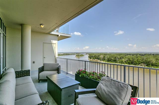 444 Riverfront Plaza #1402, Omaha, NE 68102 (MLS #22021926) :: The Briley Team