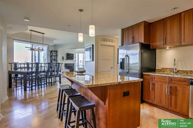 200 S 31st Avenue #4601, Omaha, NE 68131 (MLS #22022609) :: Omaha Real Estate Group