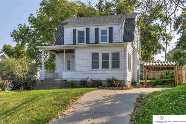 2615 S 34th Street, Omaha, NE 68105 (MLS #22023990) :: Dodge County Realty Group
