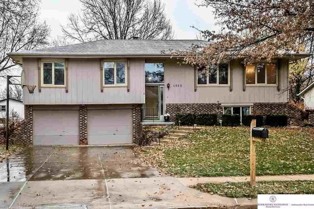 1005 Eldorado Drive, Omaha, NE 68154 (MLS #22028815) :: Stuart & Associates Real Estate Group
