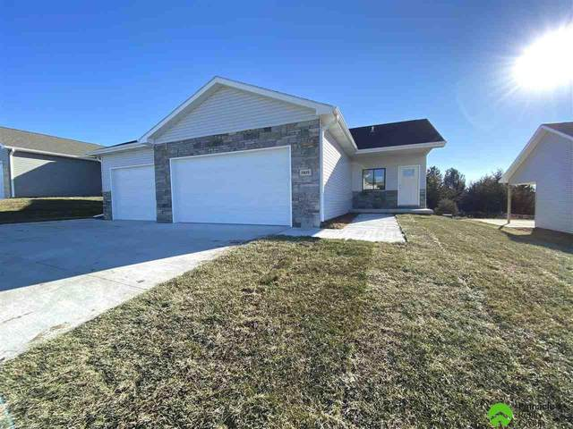 7821 Renatta Drive, Lincoln, NE 68516 (MLS #22028910) :: Stuart & Associates Real Estate Group