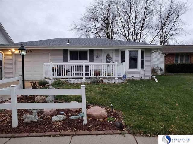 1207 W Park Avenue, Lincoln, NE 68522 (MLS #22028974) :: Lincoln Select Real Estate Group