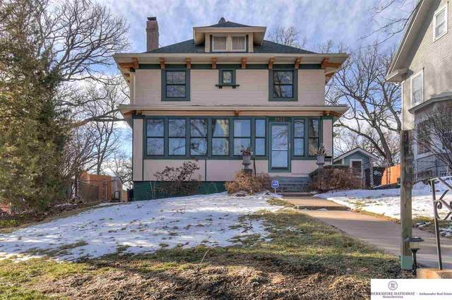 3411 Hawthorne Avenue, Omaha, NE 68131 (MLS #22100818) :: Dodge County Realty Group