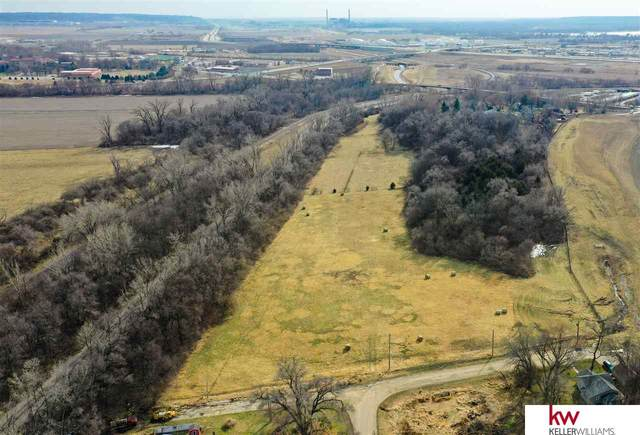 10 Acres Section 6-74-43, Council Bluffs, IA 51503 (MLS #22103707) :: Dodge County Realty Group