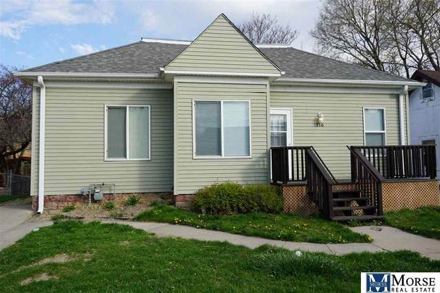 116 Vine Street, Council Bluffs, IA 51503 (MLS #22106310) :: Dodge County Realty Group