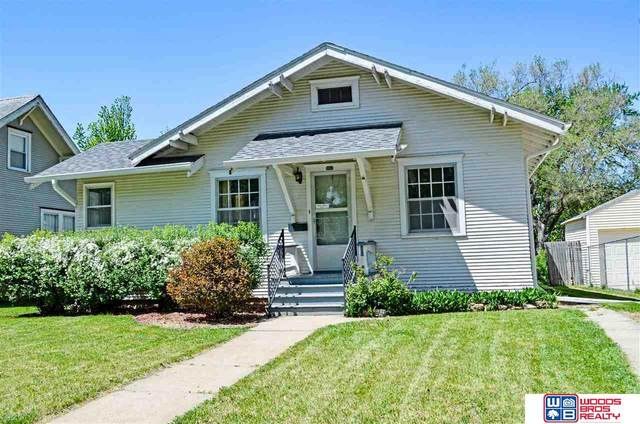 857 S 34th Street, Lincoln, NE 68510 (MLS #22108137) :: Dodge County Realty Group