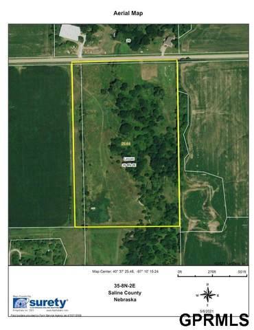 tract 1 & 2 County Road F Road, Dorchester, NE 68343 (MLS #22109239) :: Don Peterson & Associates