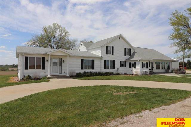 1546 Co Rd C Boulevard, Scribner, NE 68057 (MLS #22110144) :: Don Peterson & Associates