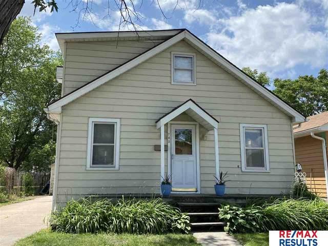 743 N Hancock Street, Fremont, NE 68025 (MLS #22112604) :: Don Peterson & Associates