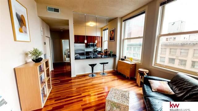 300 S 16 Street #604, Omaha, NE 68102 (MLS #22113512) :: Dodge County Realty Group