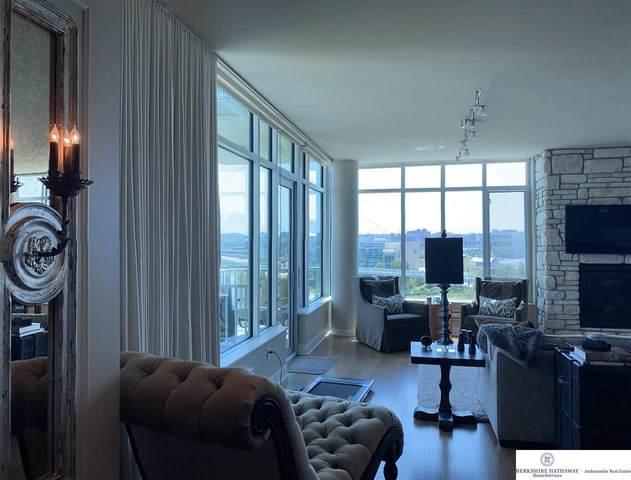 444 Riverfront Plaza #804, Omaha, NE 68102 (MLS #22115737) :: Omaha Real Estate Group
