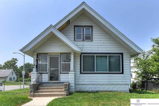 5602 N 24 Street, Omaha, NE 68110 (MLS #22117466) :: Catalyst Real Estate Group