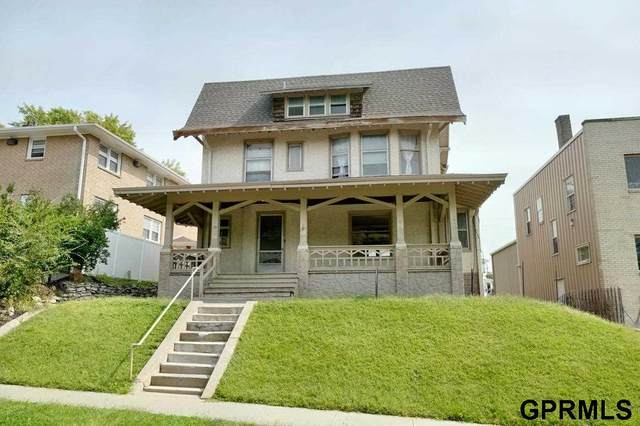 115 N 41St Street, Omaha, NE 68131 (MLS #22120873) :: Lincoln Select Real Estate Group
