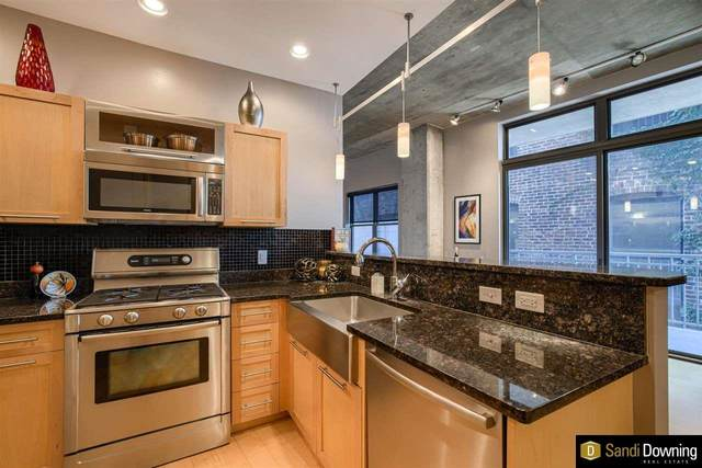 1308 Jackson Street #301, Omaha, NE 68102 (MLS #22121238) :: Complete Real Estate Group