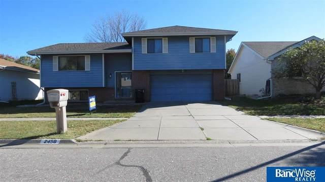 2450 SW 17th Street, Lincoln, NE 68522 (MLS #22121574) :: Don Peterson & Associates