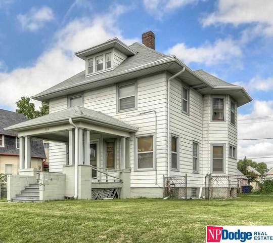 2210 Fowler Avenue, Omaha, NE 68110 (MLS #22123528) :: Lincoln Select Real Estate Group