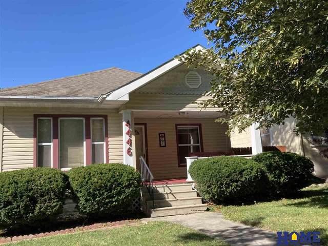 4446 Hillside Street, Lincoln, NE 68506 (MLS #22123563) :: Omaha Real Estate Group