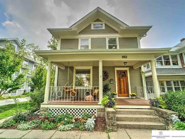 4913 California Street, Omaha, NE 68132 (MLS #22123782) :: Lincoln Select Real Estate Group