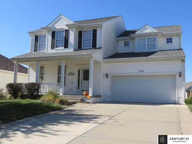 2102 Petersen Drive, Papillion, NE 68046 (MLS #22124446) :: Lincoln Select Real Estate Group