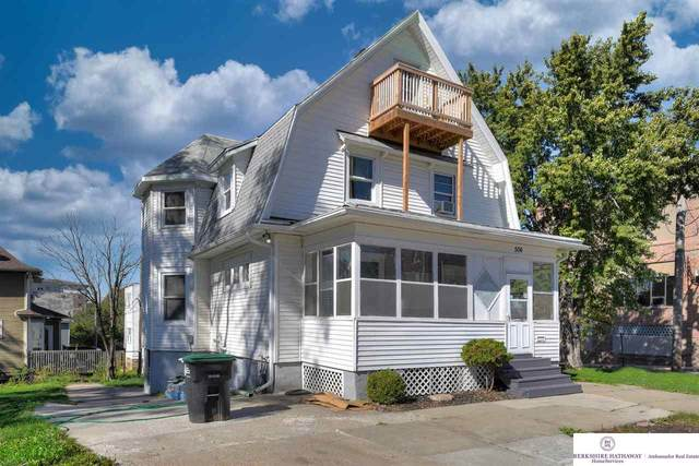 506 S 27 Street, Omaha, NE 68105 (MLS #22124497) :: Don Peterson & Associates