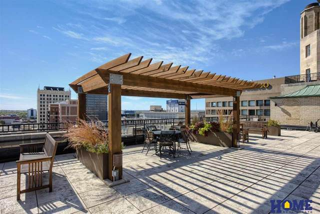 128 N 13th Street #405, Lincoln, NE 68508 (MLS #22124866) :: Lighthouse Realty Group
