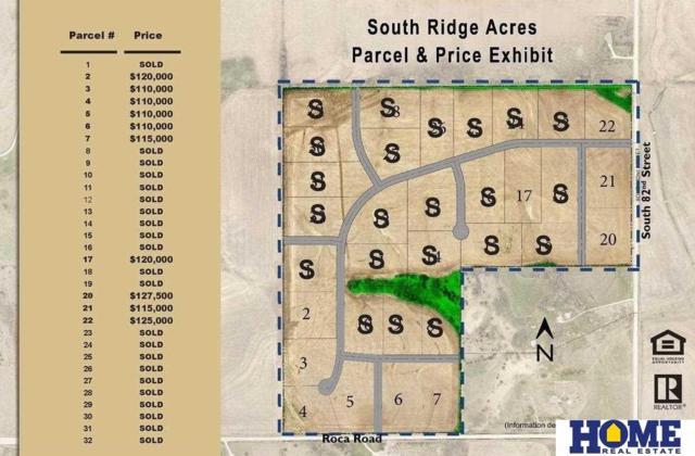 0 S 81st (L2,B6) Street, Hickman, NE 68372 (MLS #L10141016) :: Omaha's Elite Real Estate Group