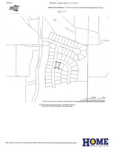 1121 S 7th Street, Ashland, NE 68003 (MLS #L10148099) :: Dodge County Realty Group