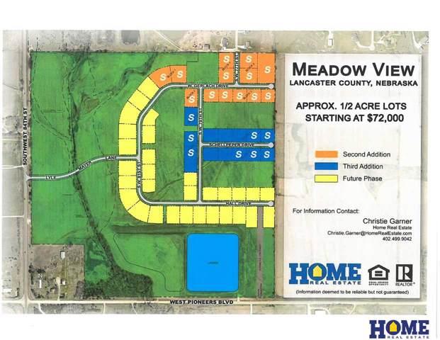 0 L4, B1 Meadow View 3rd Street, Lincoln, NE 68532 (MLS #L10152288) :: Omaha's Elite Real Estate Group