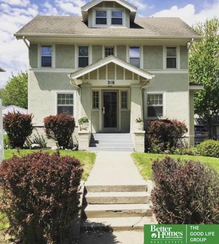 316 S 52nd Street, Omaha, NE 68132 (MLS #21904056) :: Omaha's Elite Real Estate Group