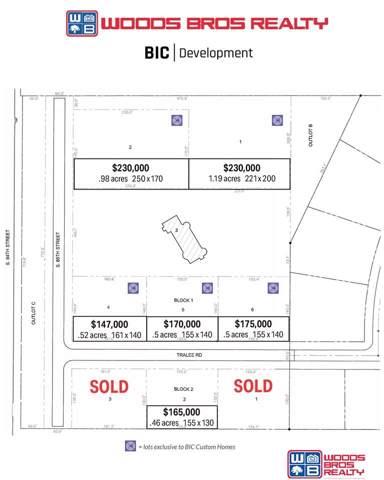 B1 L1 Firethorn Ridge Street, Lincoln, NE 68520 (MLS #21906021) :: Omaha's Elite Real Estate Group