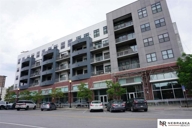 1308 Jackson Street #413, Omaha, NE 68102 (MLS #21916722) :: Cindy Andrew Group