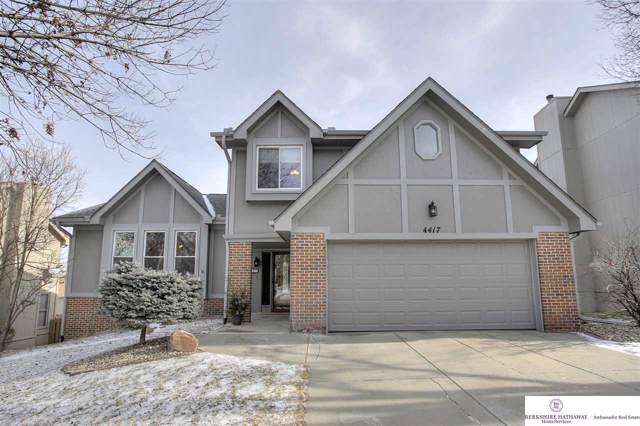 4417 S 149 Terrace, Omaha, NE 68137 (MLS #22001016) :: One80 Group/Berkshire Hathaway HomeServices Ambassador Real Estate
