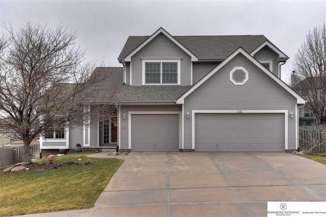 112 Castle Pine Drive, Papillion, NE 68133 (MLS #22006780) :: Complete Real Estate Group