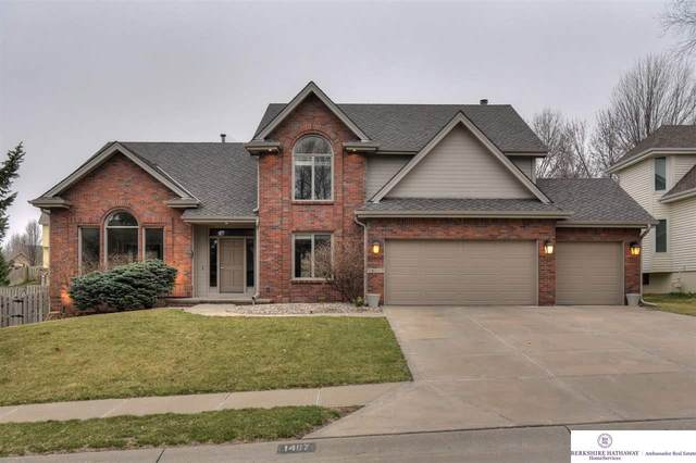 14117 Parker Street, Omaha, NE 68154 (MLS #22007346) :: Omaha Real Estate Group