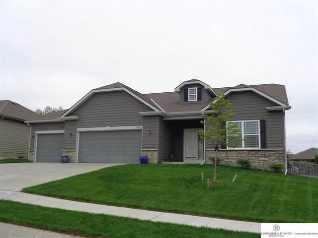 8629 S 103rd Street, La Vista, NE 68128 (MLS #22012200) :: The Homefront Team at Nebraska Realty