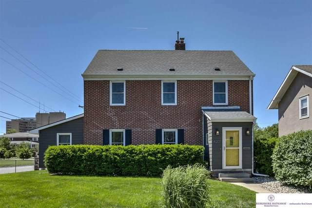 4201 William Street, Omaha, NE 68105 (MLS #22013474) :: Dodge County Realty Group