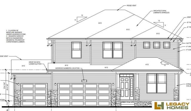 3436 Desperado Drive, Lincoln, NE 68507 (MLS #22022358) :: Catalyst Real Estate Group