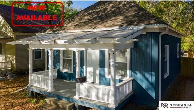 2417 S 10 Street, Lincoln, NE 68502 (MLS #22025143) :: Stuart & Associates Real Estate Group