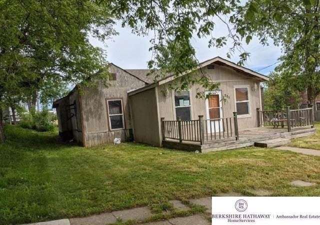 205 Maple Street, Kennard, NE 68034 (MLS #22102582) :: kwELITE