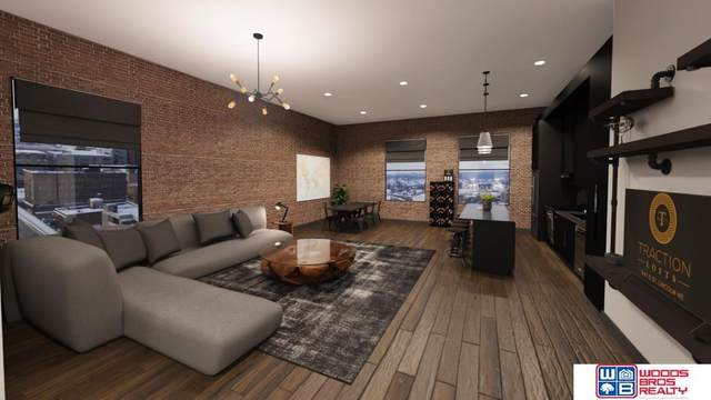 947 O Street #901, Lincoln, NE 68508 (MLS #22108918) :: Elevation Real Estate Group at NP Dodge