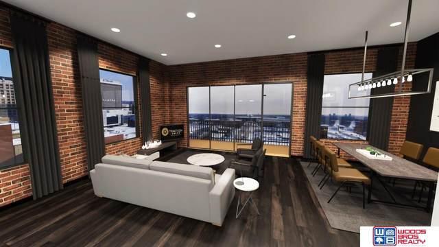 947 O Street #805, Lincoln, NE 68508 (MLS #22108939) :: Don Peterson & Associates
