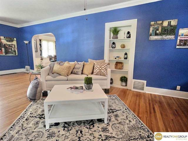 866 S 35 Street, Lincoln, NE 68510 (MLS #22116536) :: Elevation Real Estate Group at NP Dodge
