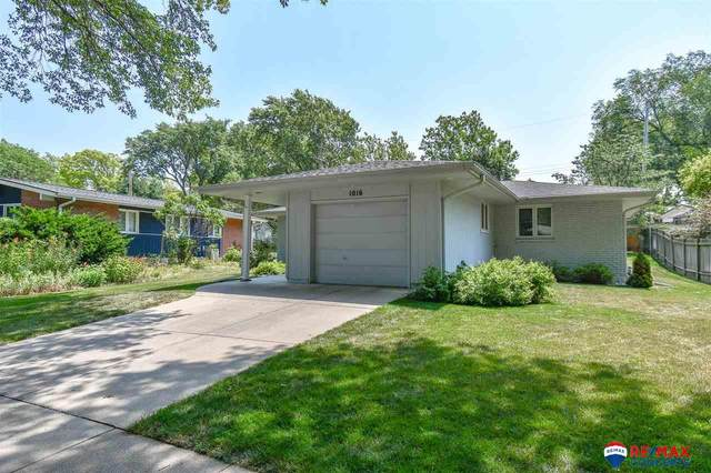 1016 Meadow Dale Drive, Lincoln, NE 68505 (MLS #22116676) :: Capital City Realty Group