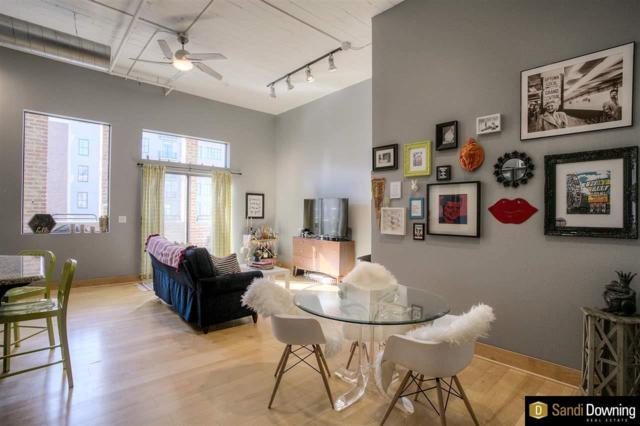 902 Dodge Street #303, Omaha, NE 68102 (MLS #21722016) :: Nebraska Home Sales