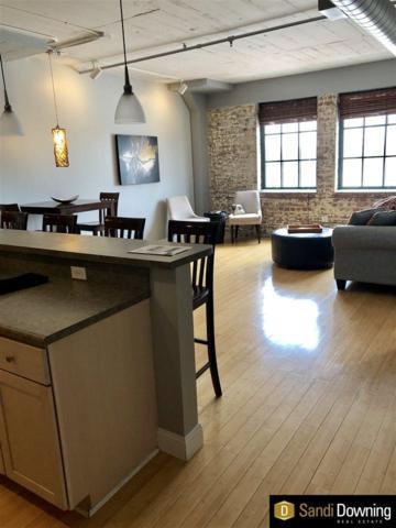 1024 Dodge Street #401, Omaha, NE 68102 (MLS #21911241) :: Omaha's Elite Real Estate Group
