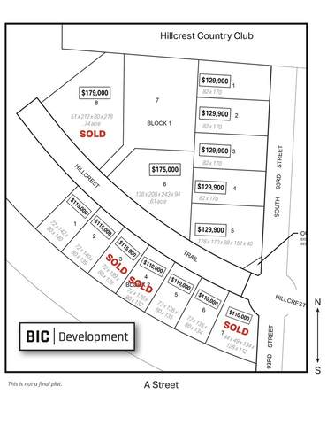 Blk 1 Lot 6 S Hillcrest Trail, Lincoln, NE 68520 (MLS #21912852) :: Dodge County Realty Group