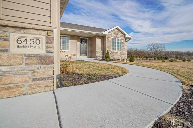 6450 Hitching Post Lane, Lincoln, NE 68523 (MLS #22005727) :: Lincoln Select Real Estate Group
