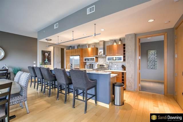 1308 Jackson Street #316, Omaha, NE 68102 (MLS #22011044) :: Omaha Real Estate Group